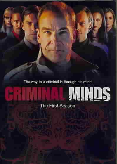 CRIMINAL MINDS:FIRST SEASON BY CRIMINAL MINDS (DVD)